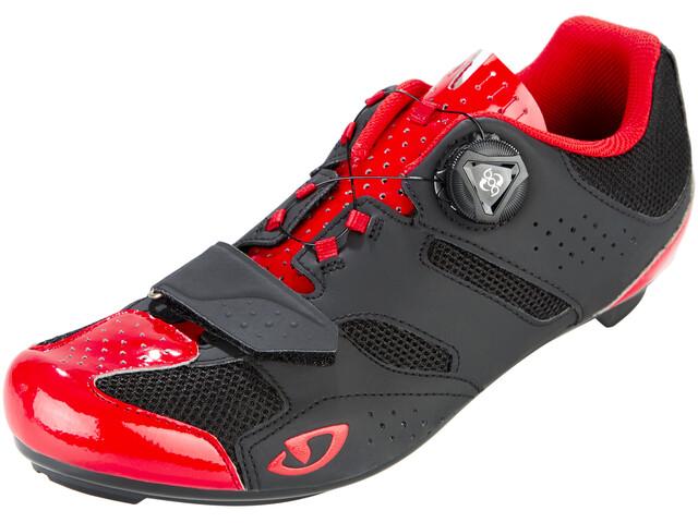 Giro Savix Sko Herrer rød/sort